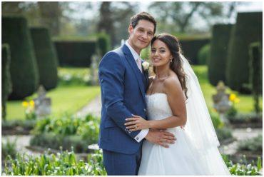 Wedding Hengrave Hall pictures