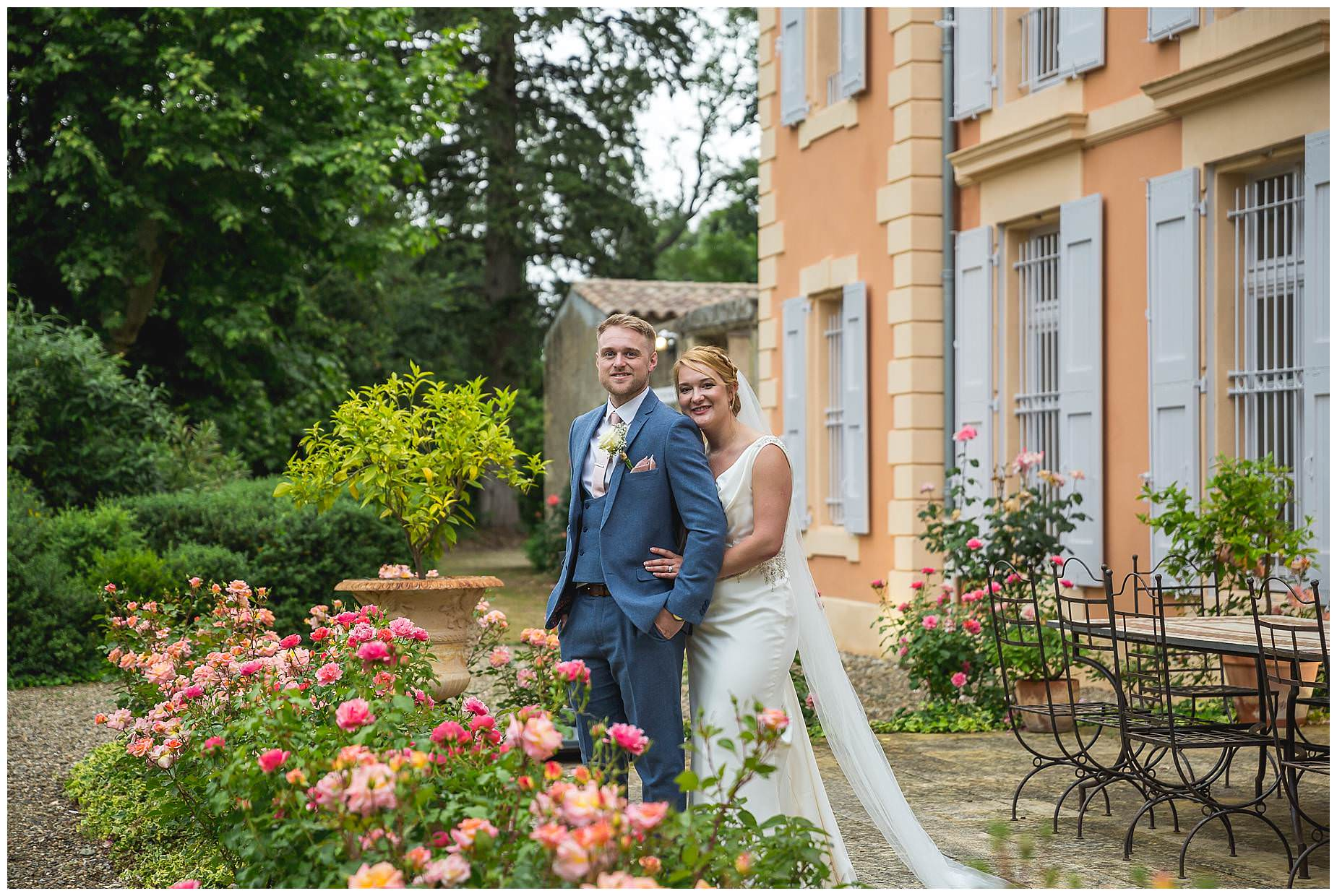 Chateau Roquelune Real Wedding