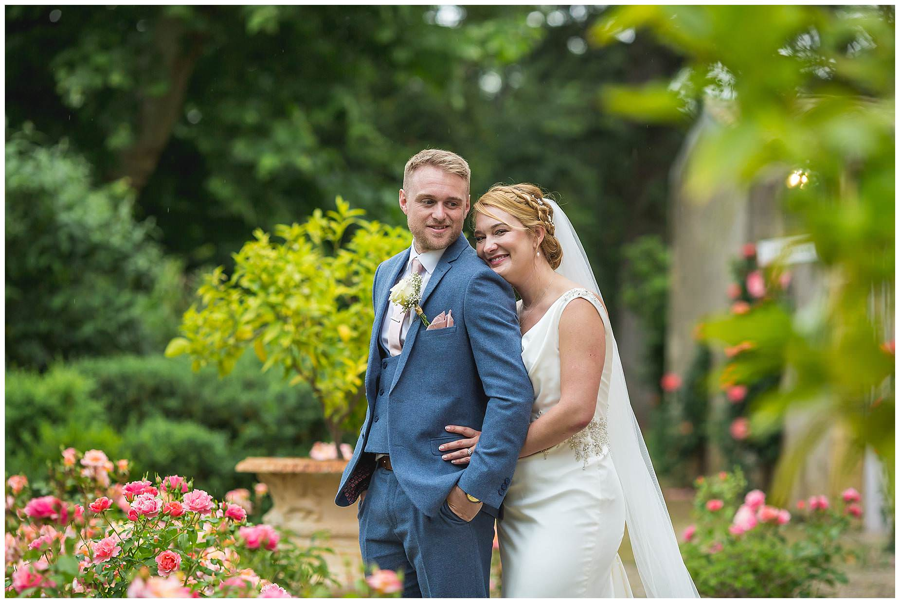 English Speaking Wedding Photographer Pezanas
