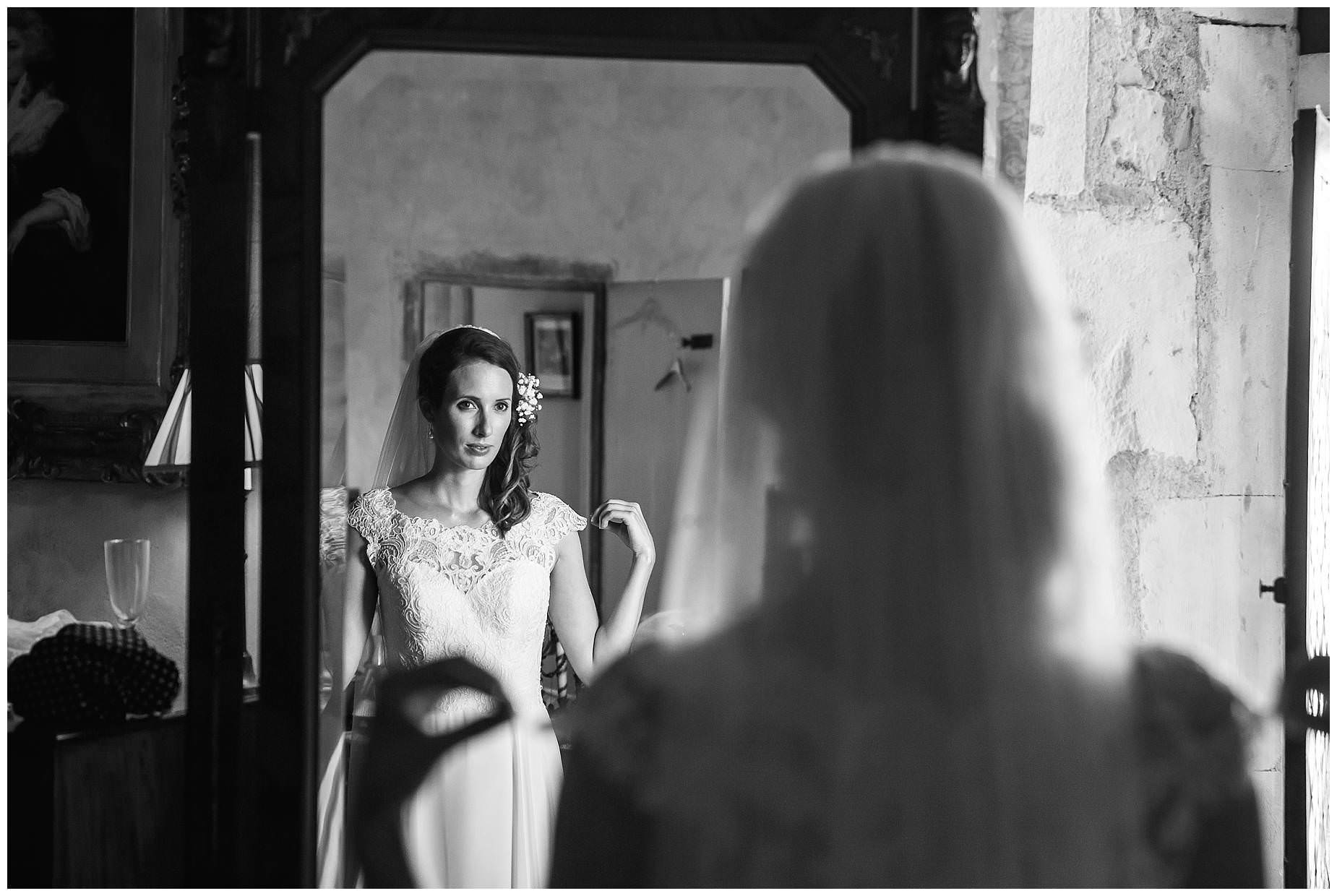 chateau brametourte wedding photograph