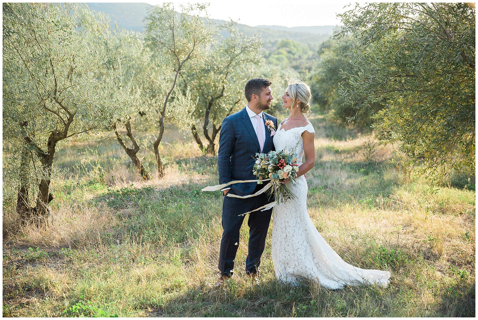 Domaine Saint Germaine Wedding