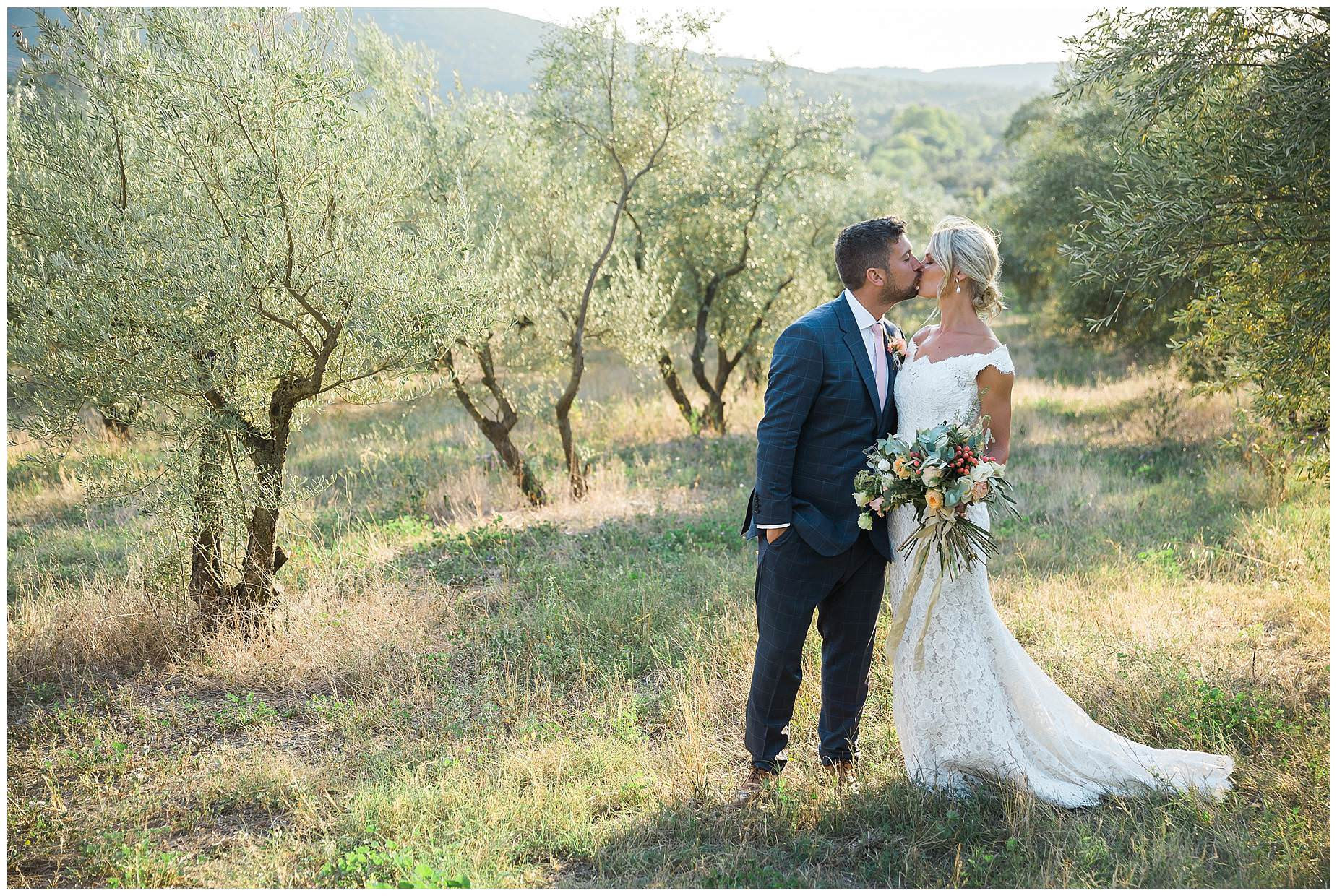 Domaine Saint Germaine Wedding Photography