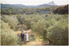 wedding photographer Domaine Saint Germaine