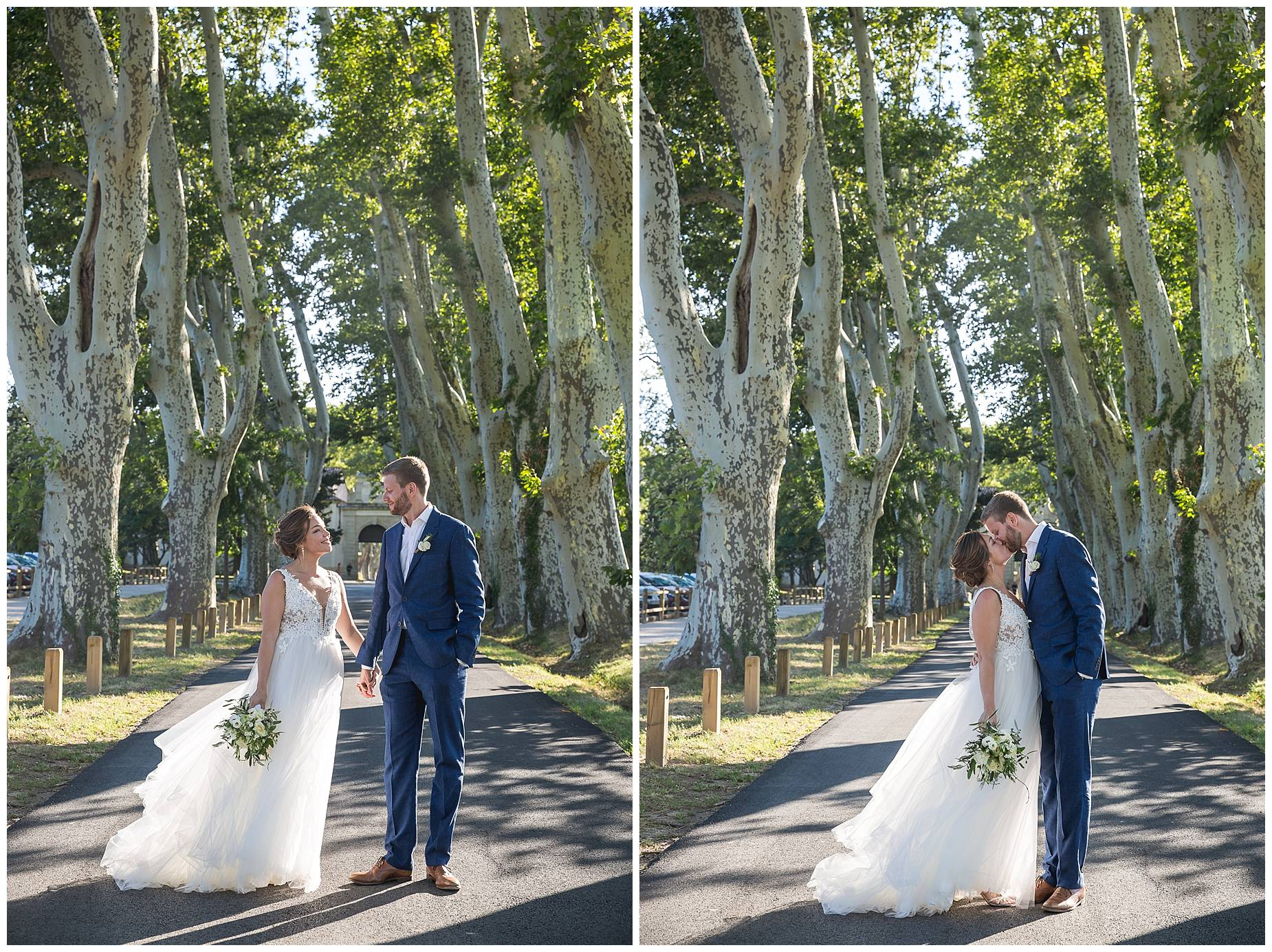 Chateau de Malmont Wedding pictures