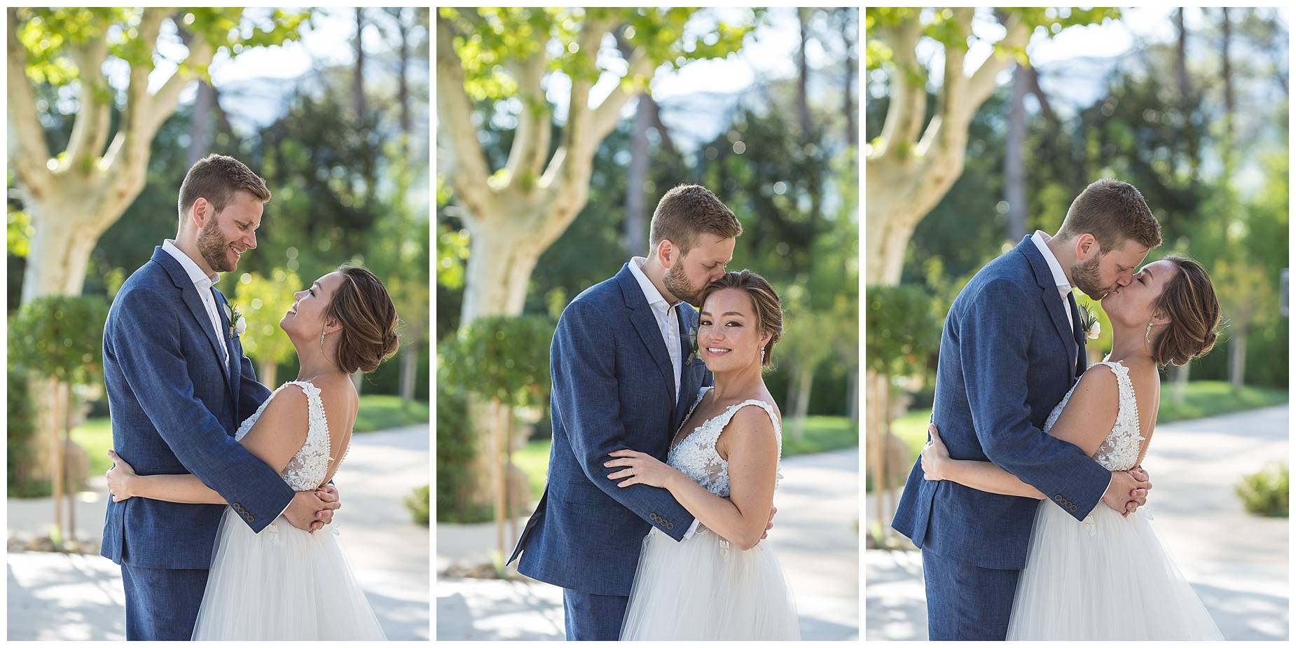 Montpellier Wedding Photos