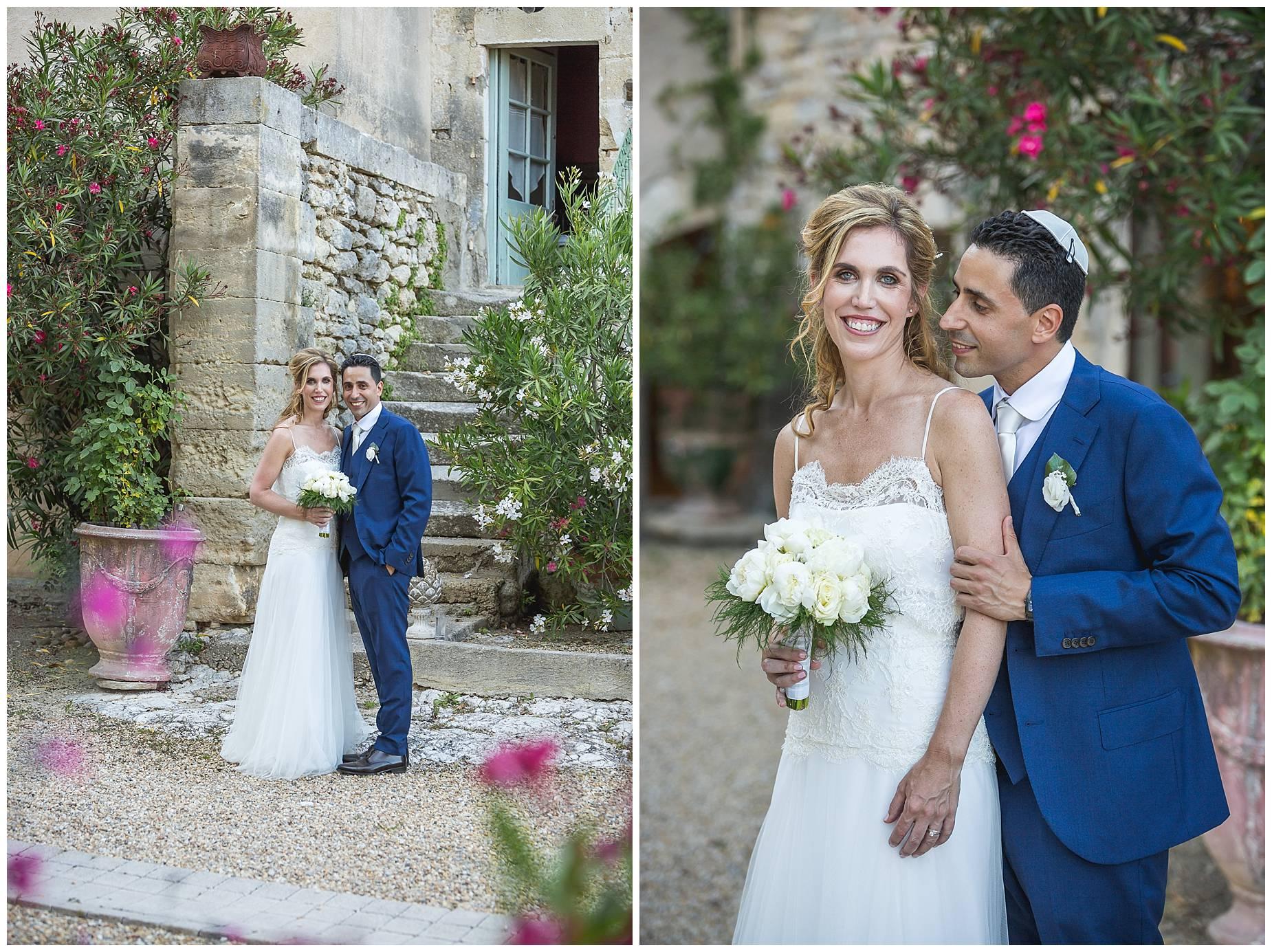 Chateau de Pouget Wedding photos