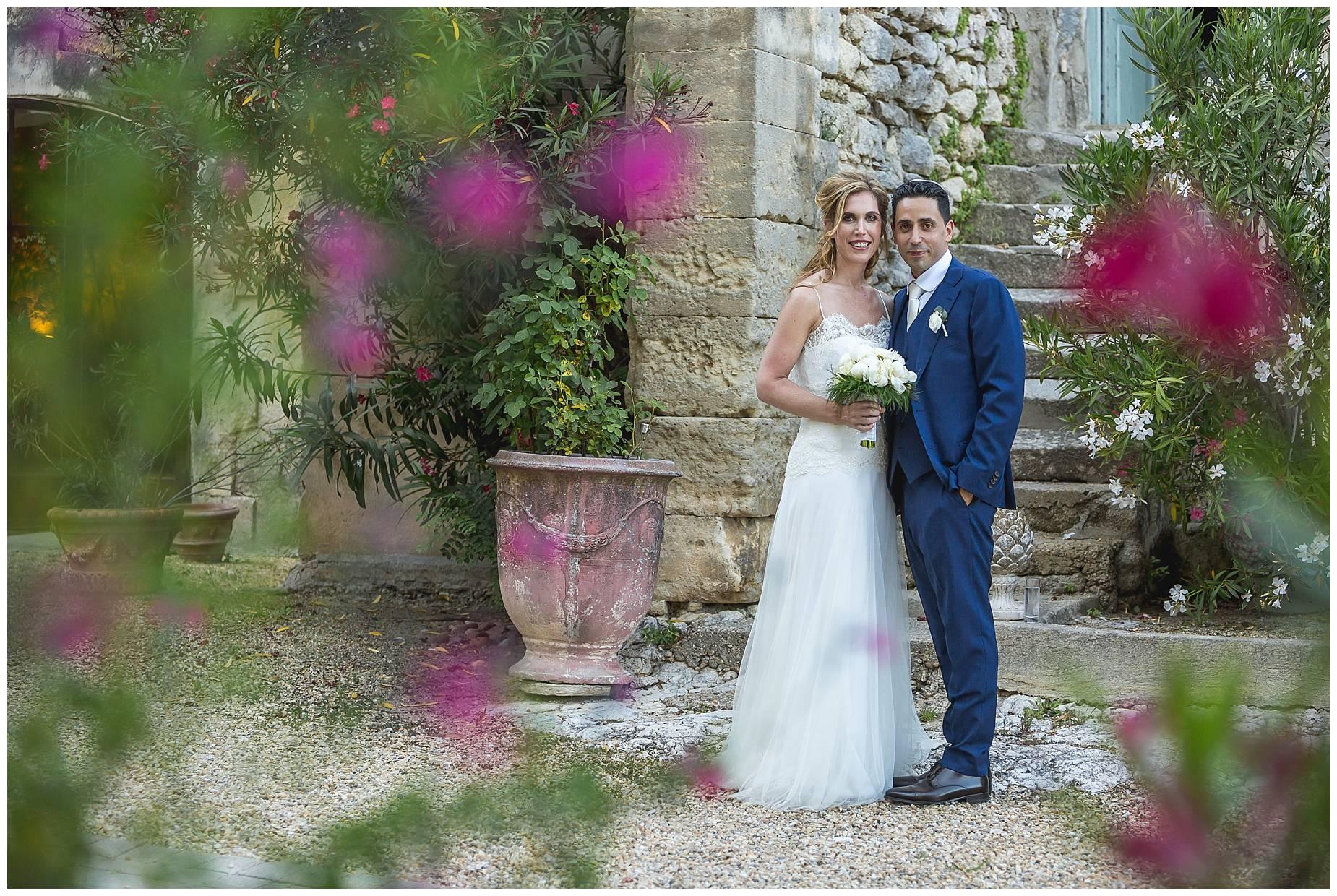 Chateau de Pouget weddings photography