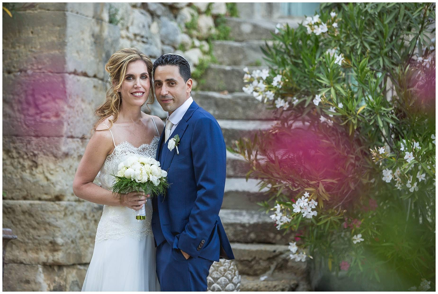 Chateau de Pouget wedding images