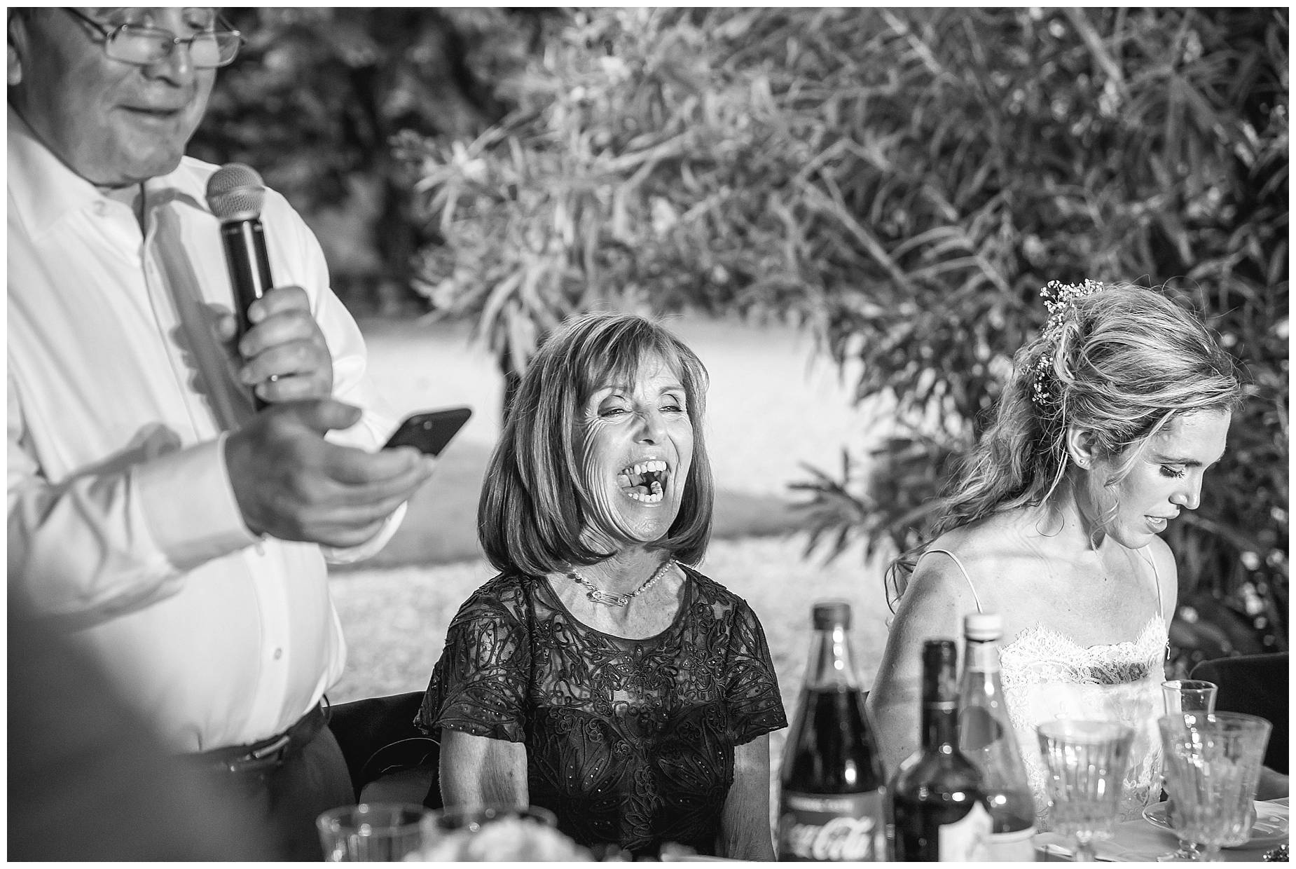 speeches mum laughs