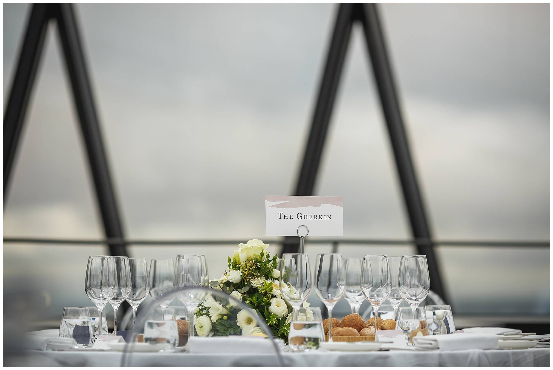 tables at the gherkin