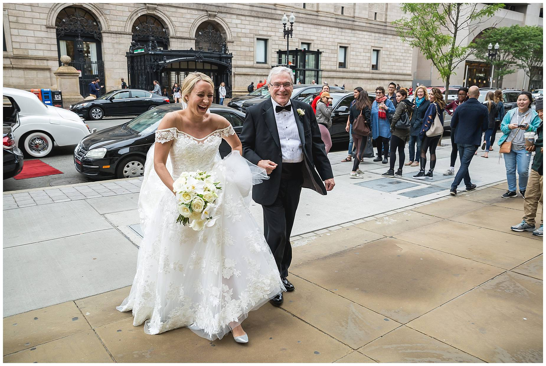 Old South Church Boston wedding