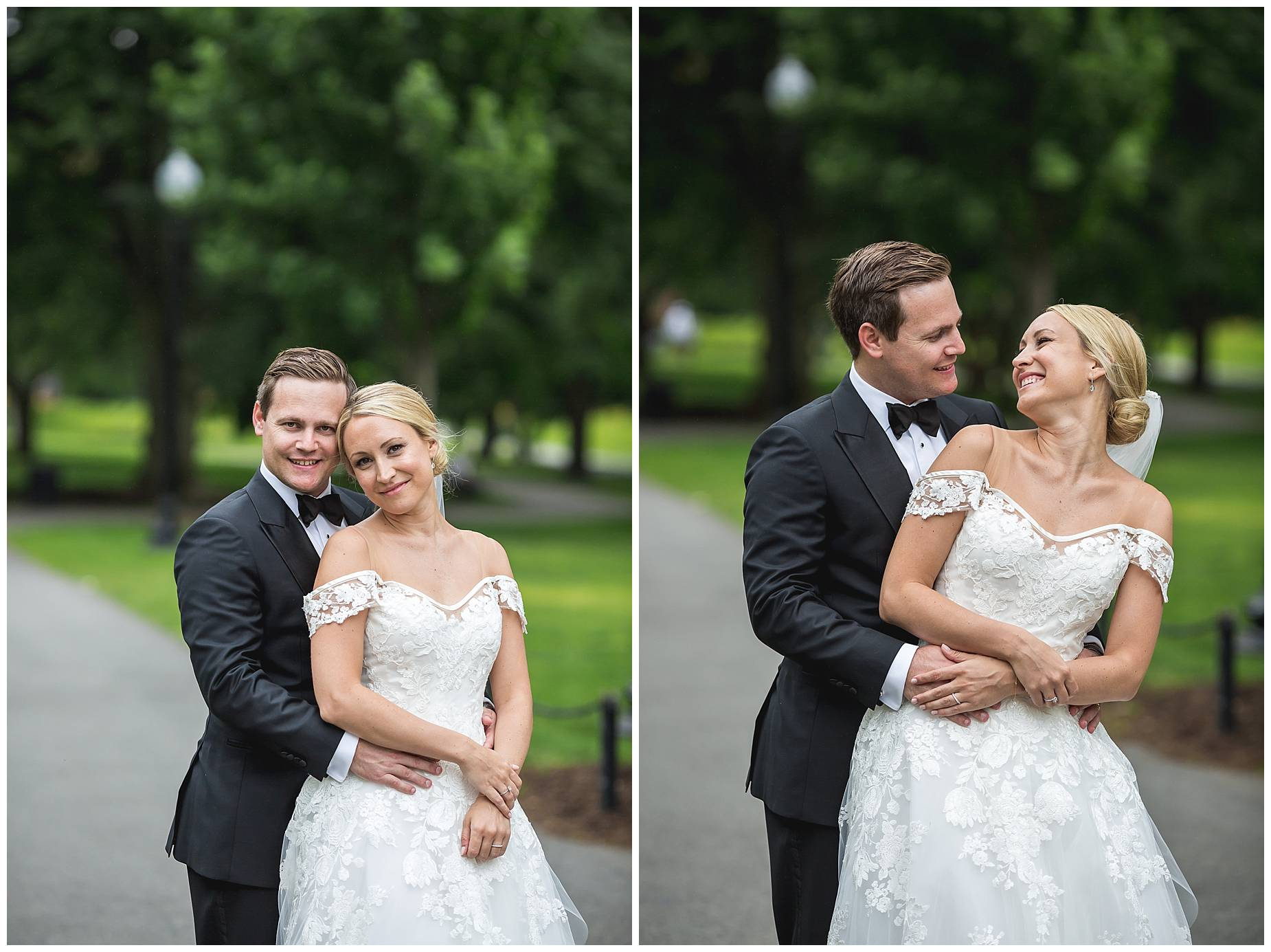 Boston Park Wedding Photographer