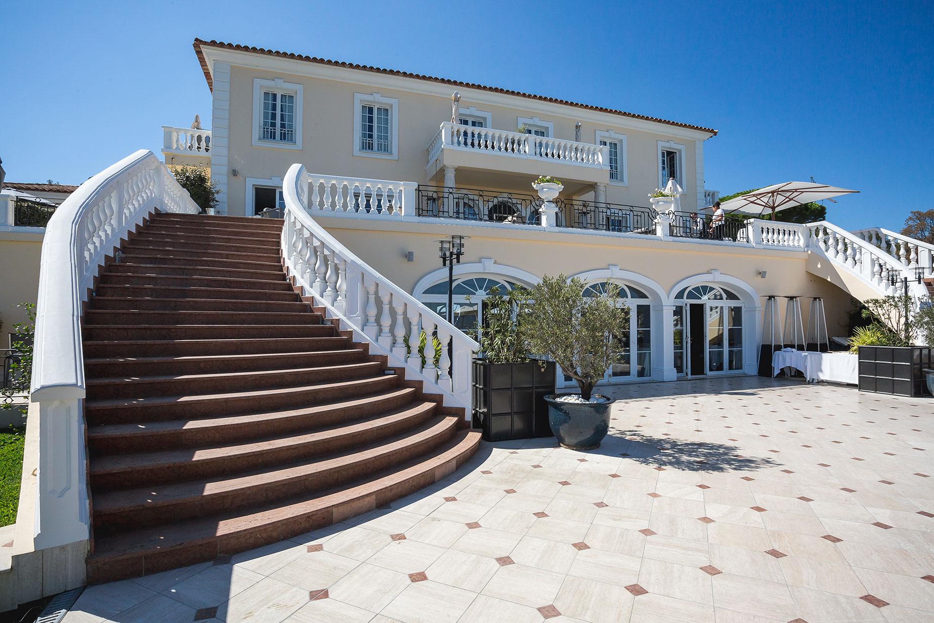 Althoff Hotel Villa Belrose Wedding