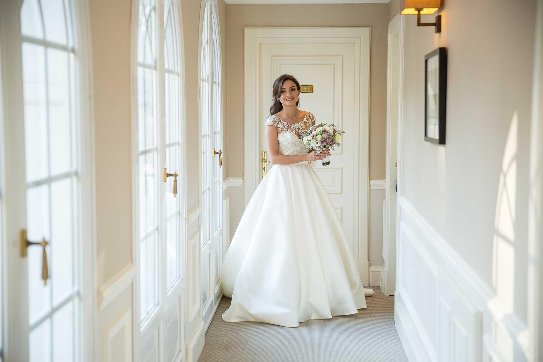 Althoff Hotel Villa Belrose bride