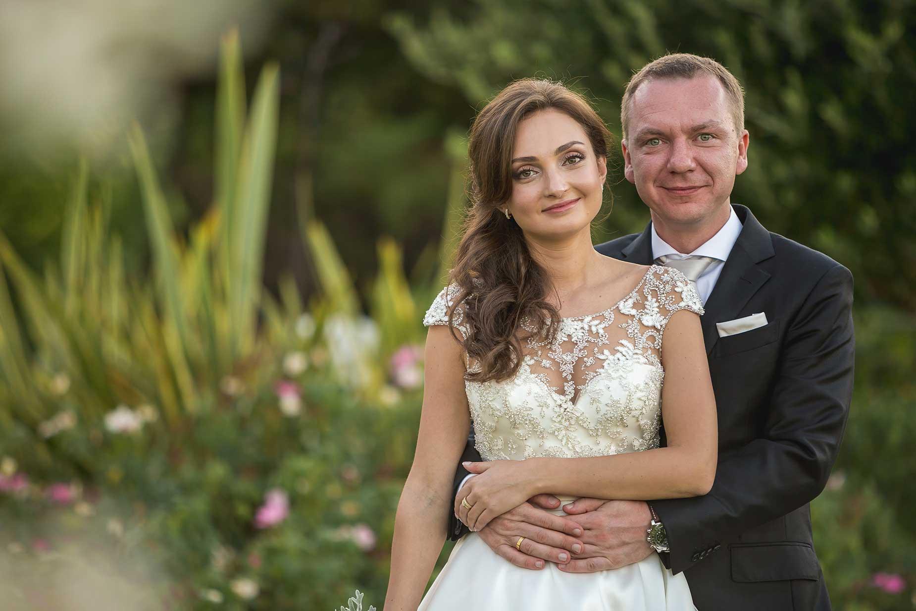 Althoff Hotel Villa Belrose wedding photos