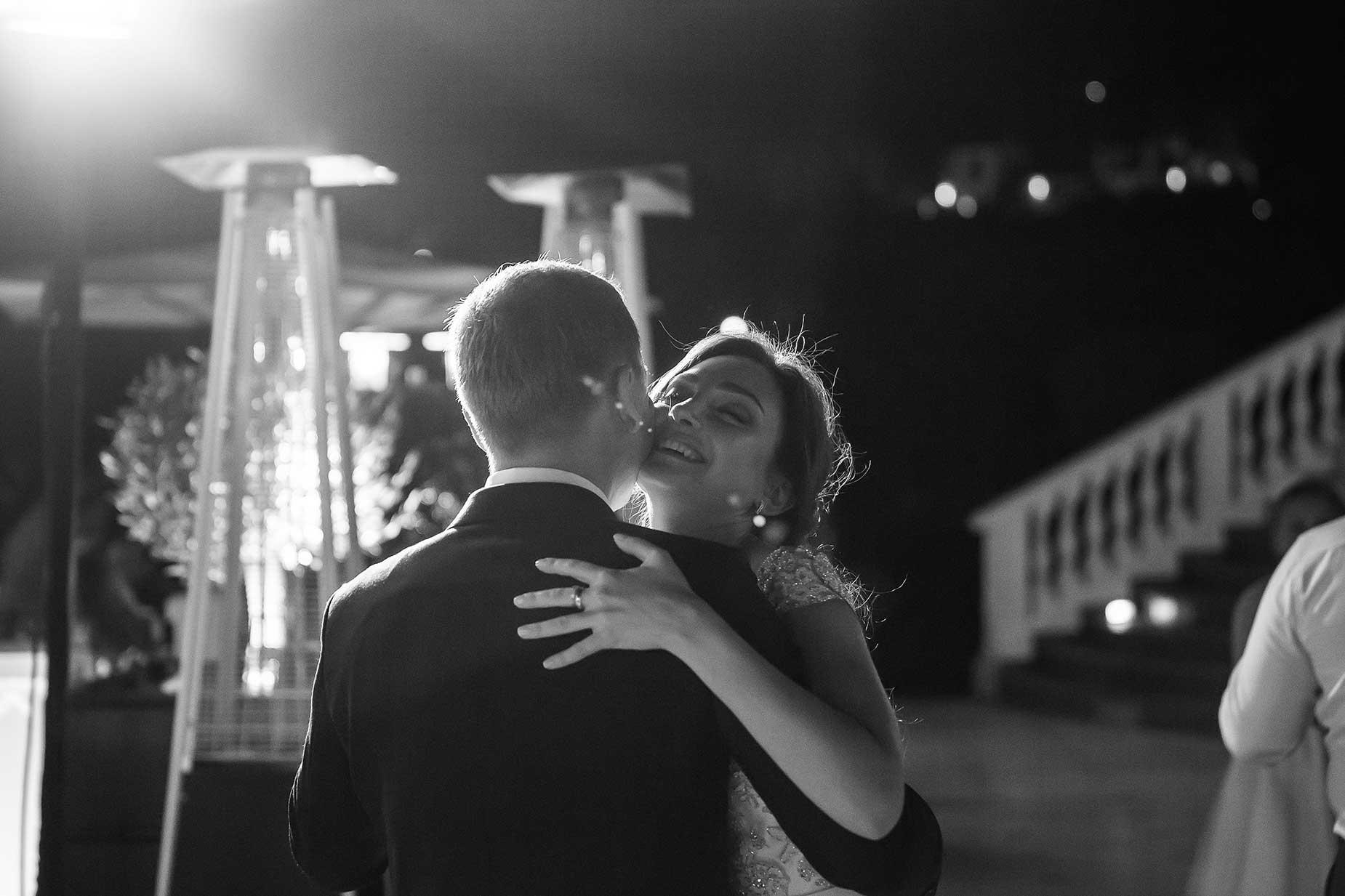 Saint Tropez wedding dance