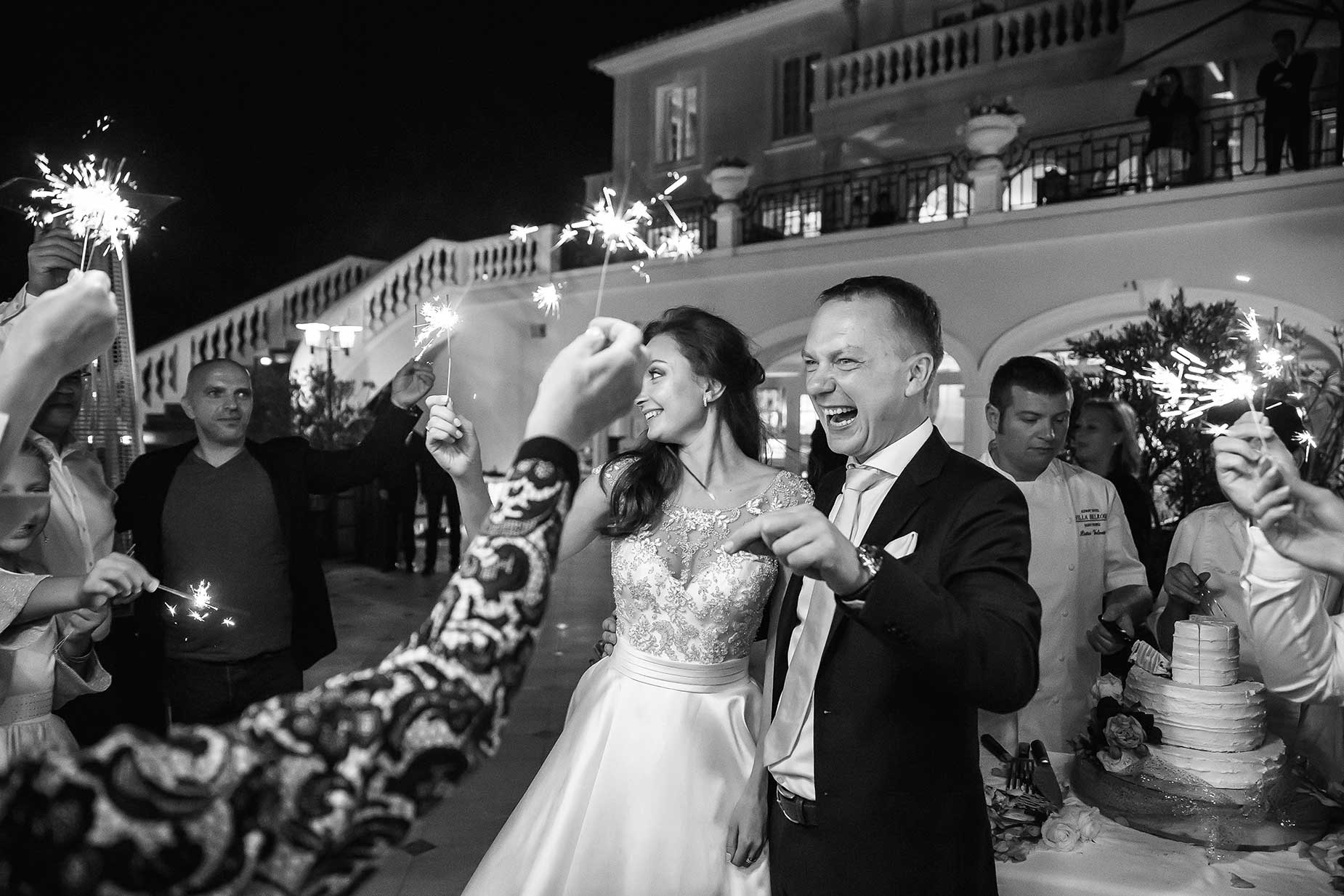 Saint Tropez wedding photos