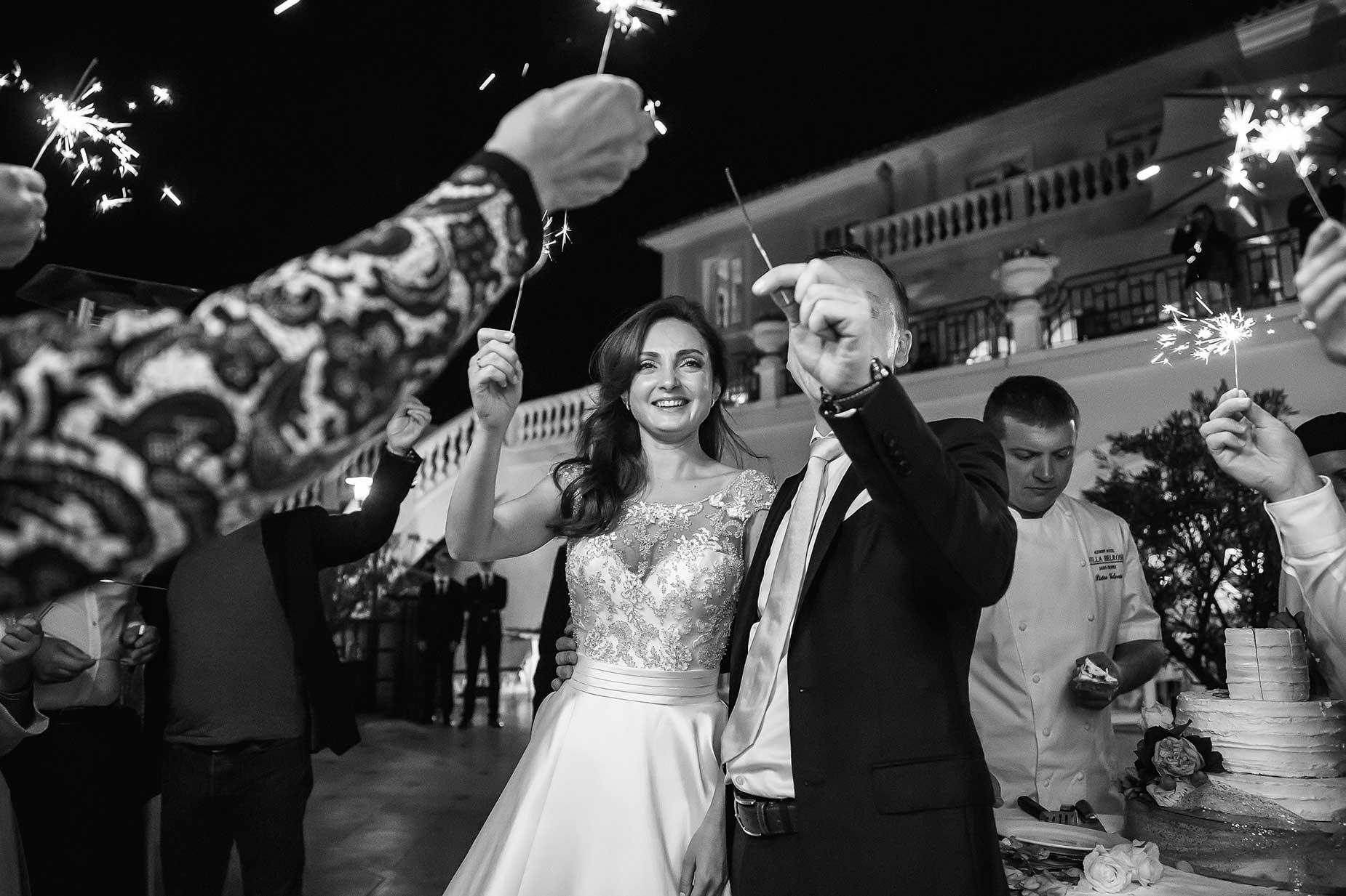 Saint Tropez wedding