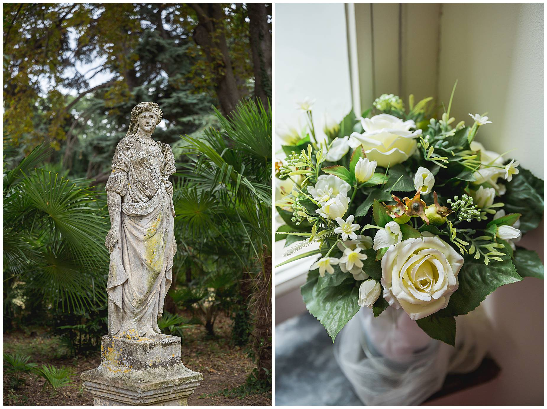 Chateau Blomac Wedding details