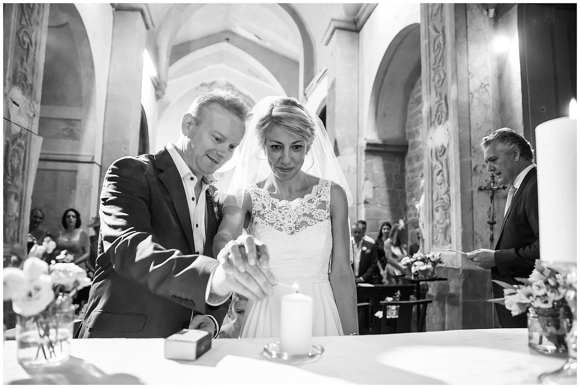 Chateau Blomac Wedding photos