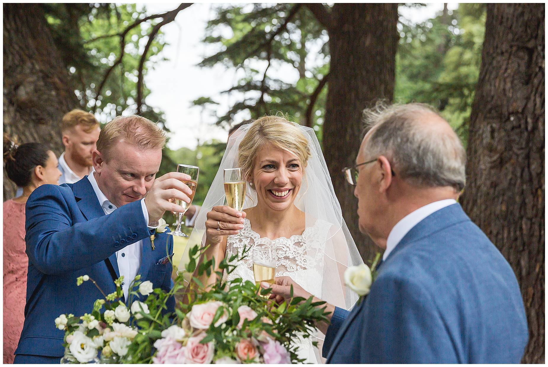 Chateau Blomac Wedding recpeption