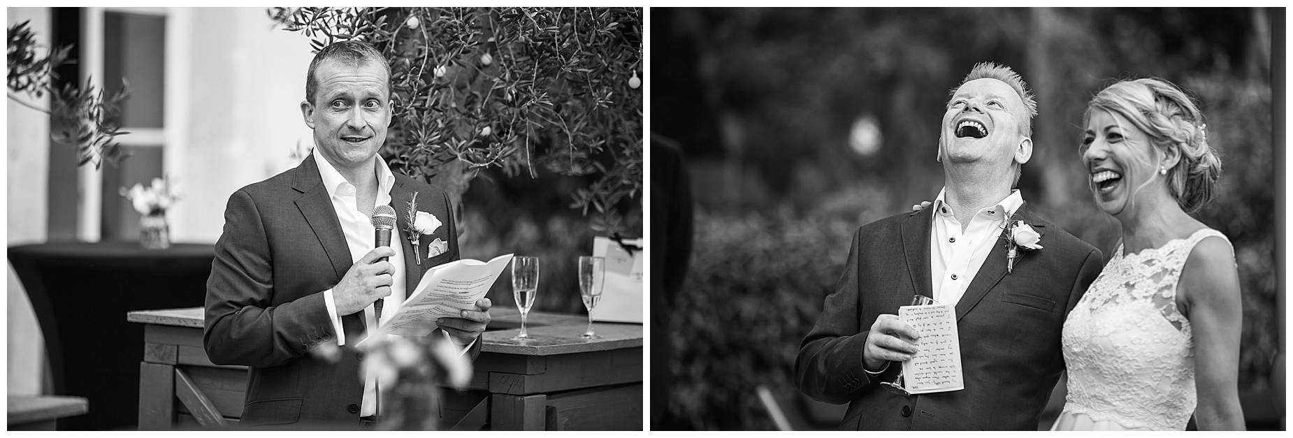 Chateau Blomac Wedding
