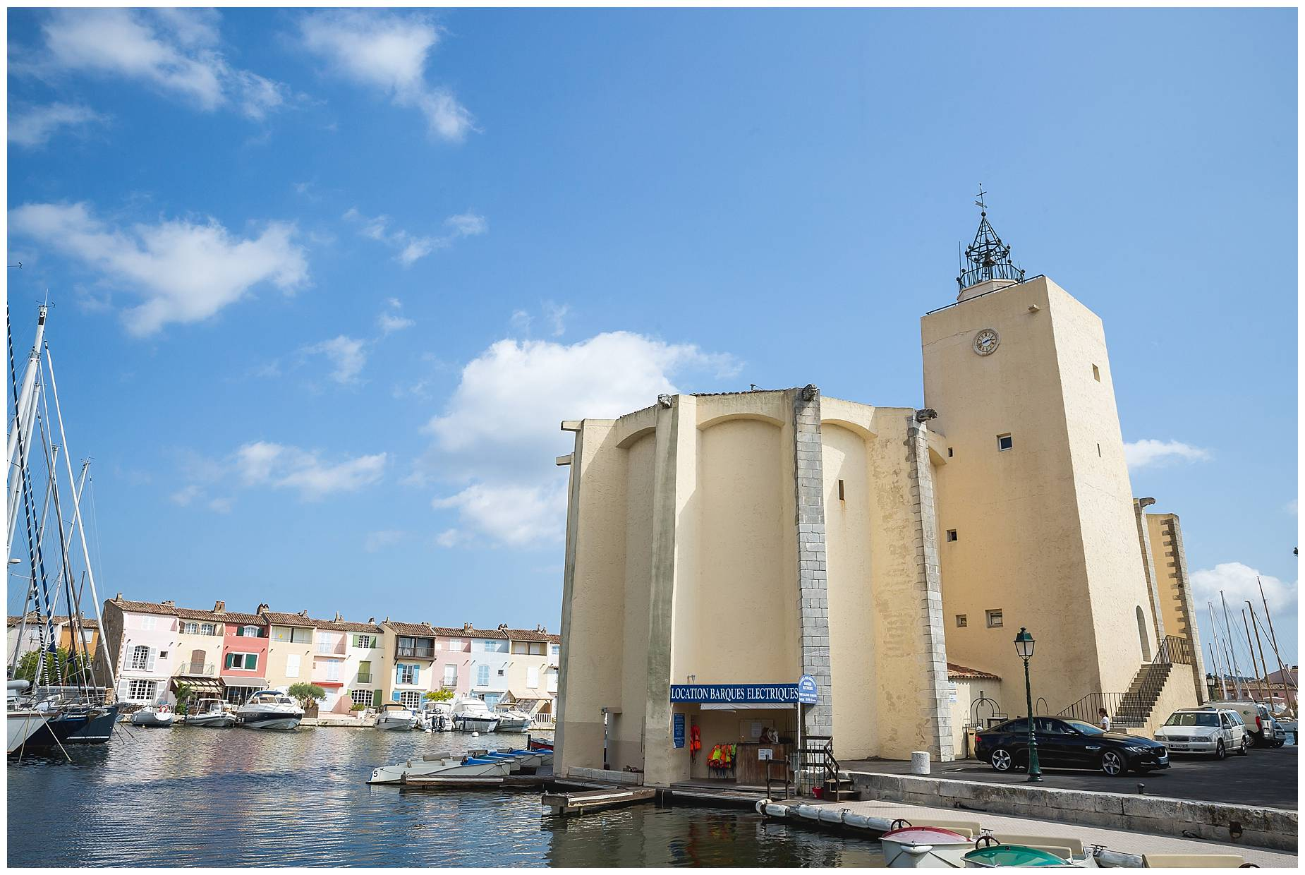 Church Port Grimaud