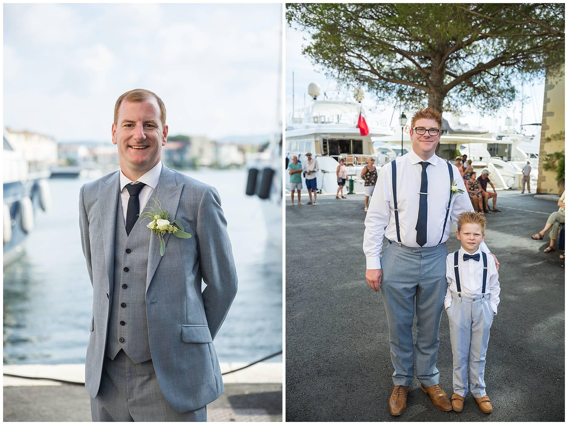 Port Grimaud Weddings