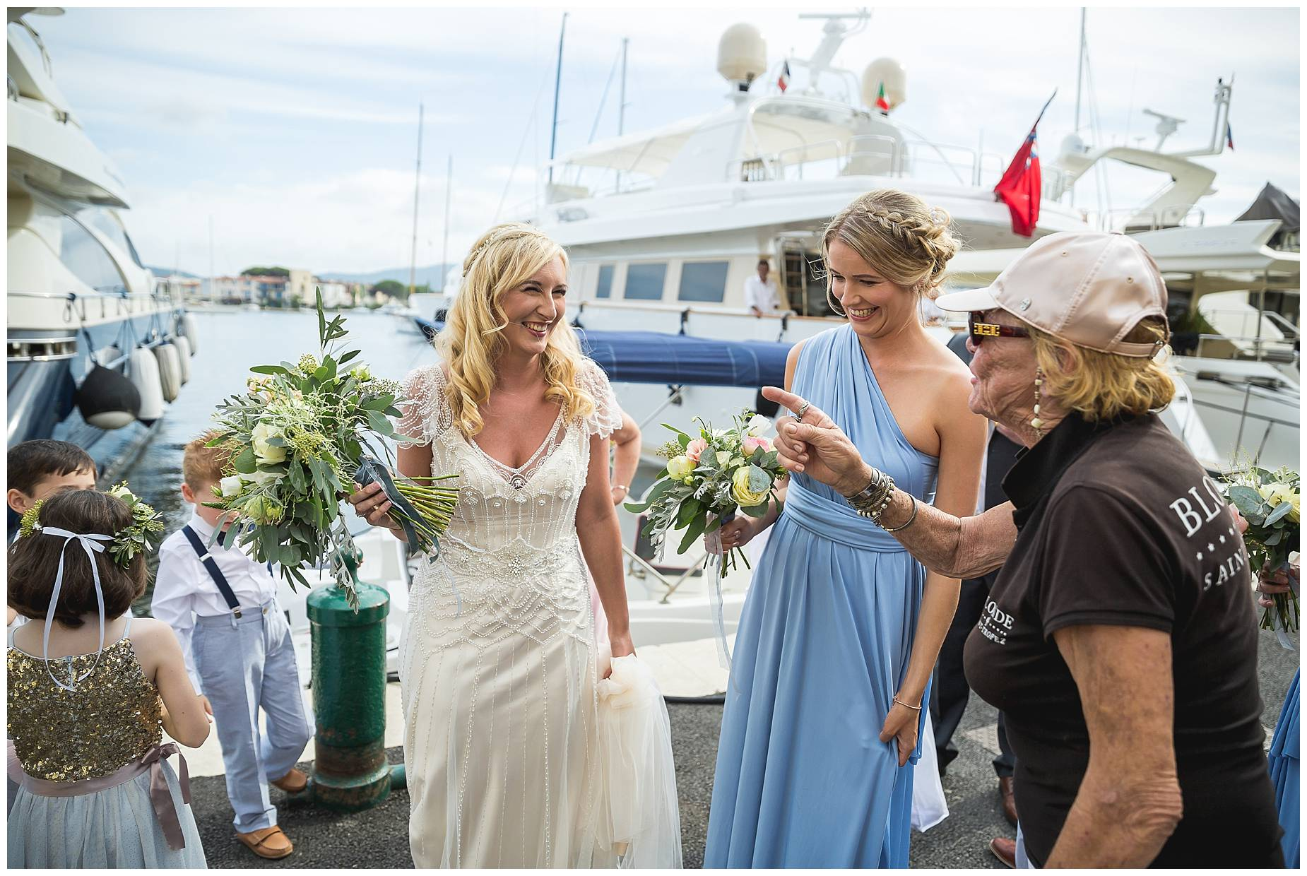 Port Grimaud Wedding