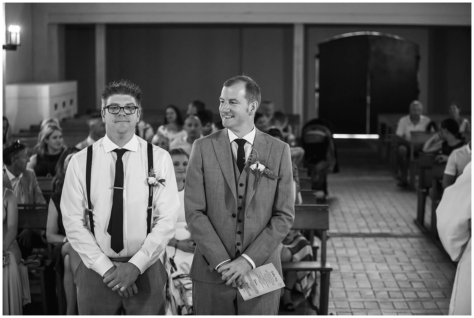 Port Grimaud Wedding church wedding