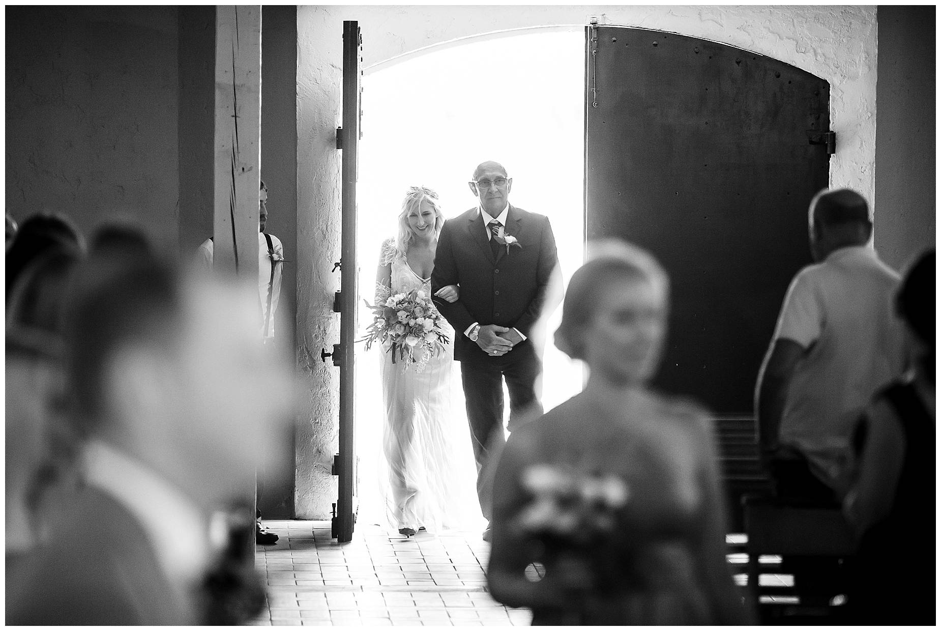 Port Grimaud church Wedding