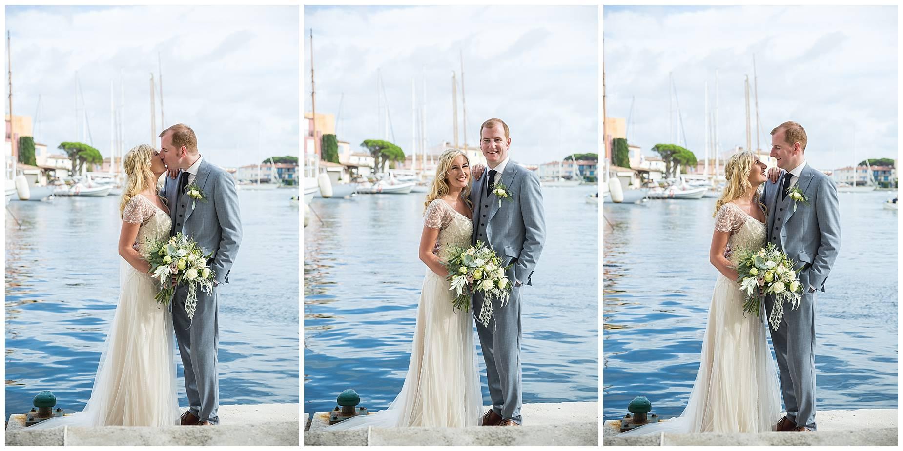 English speaking wedding photographer Provence
