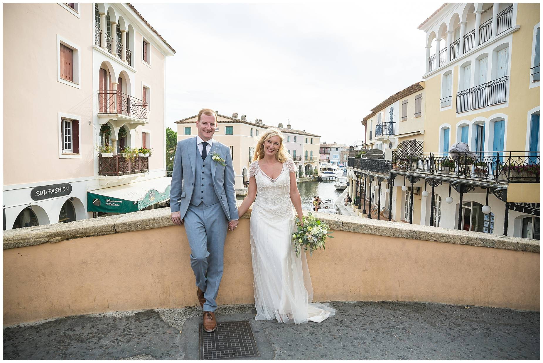 Port Grimaud Weddings