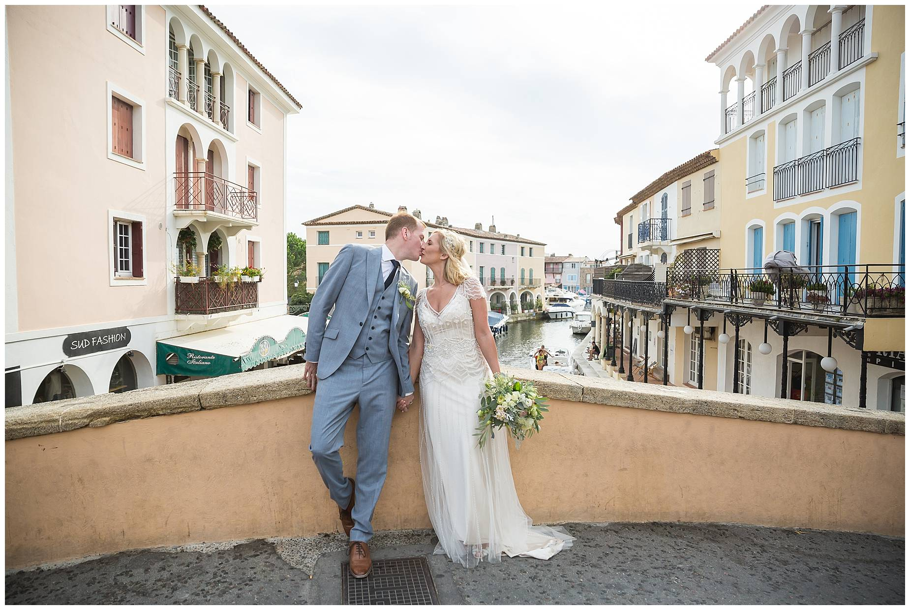 Get married in Port Grimaud