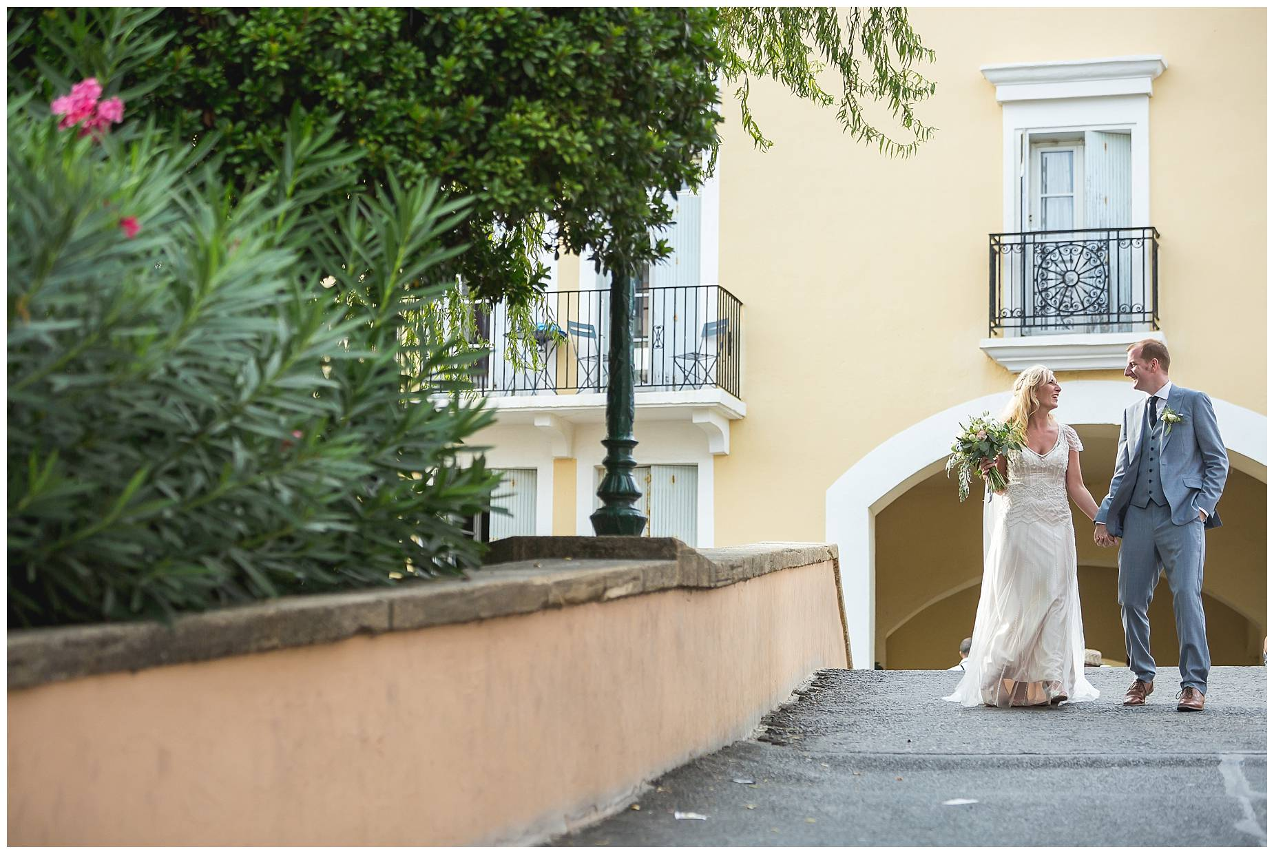 Port Grimaud Wedding photography