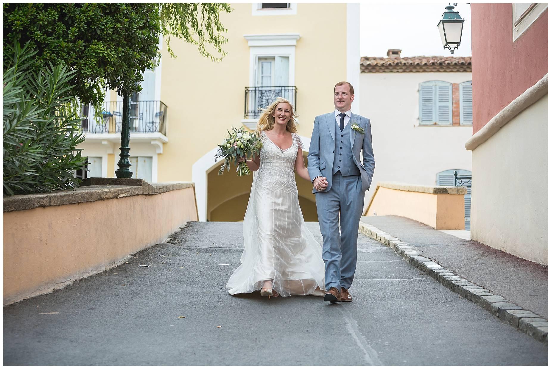 Port Grimaud Wedding images