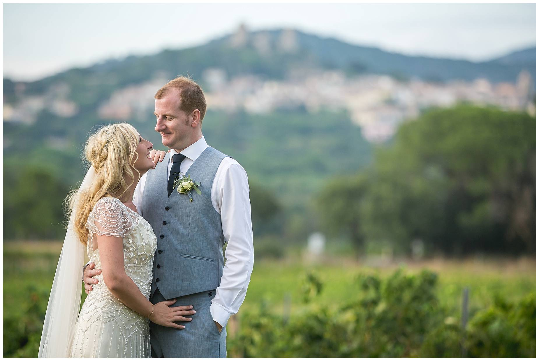 Chateau Saint Maur Wedding