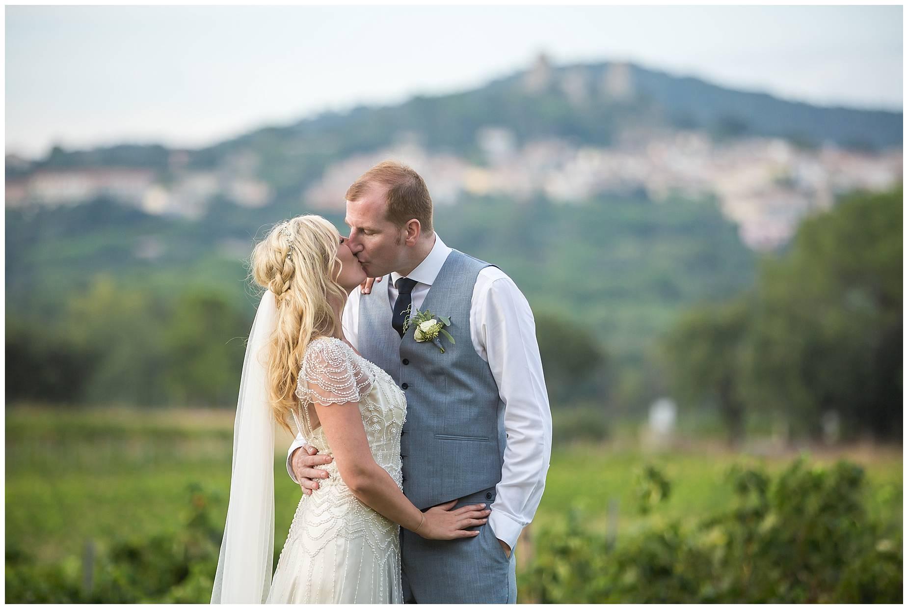 Chateau Saint Maur Wedding