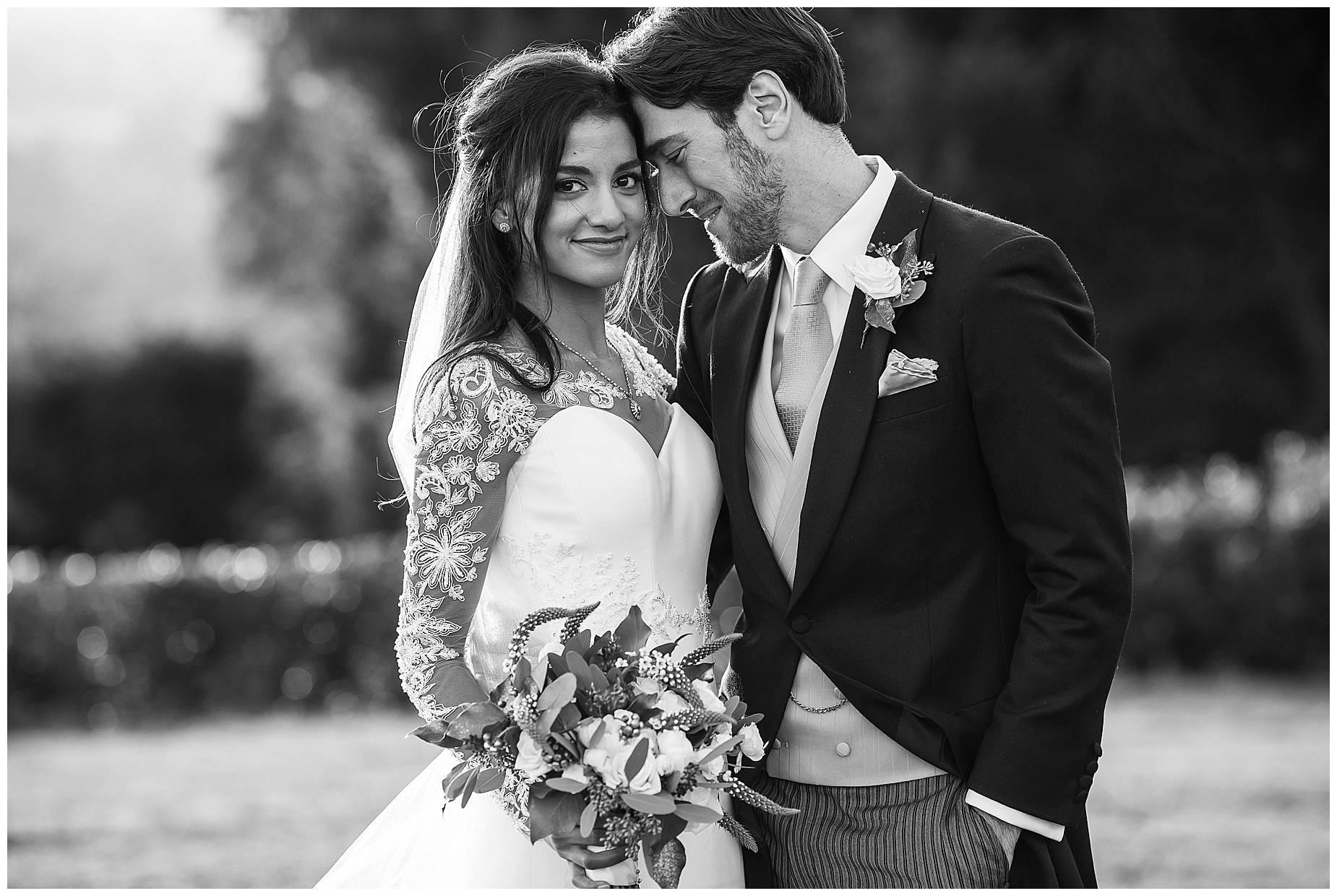 Hedsor House Winter Wedding photos