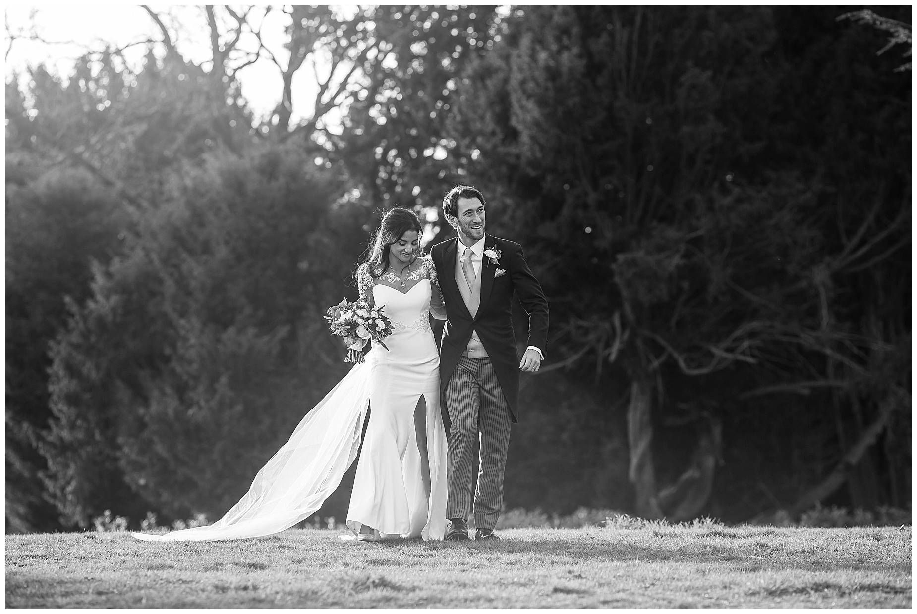 Hedsor House Winter Wedding photographer
