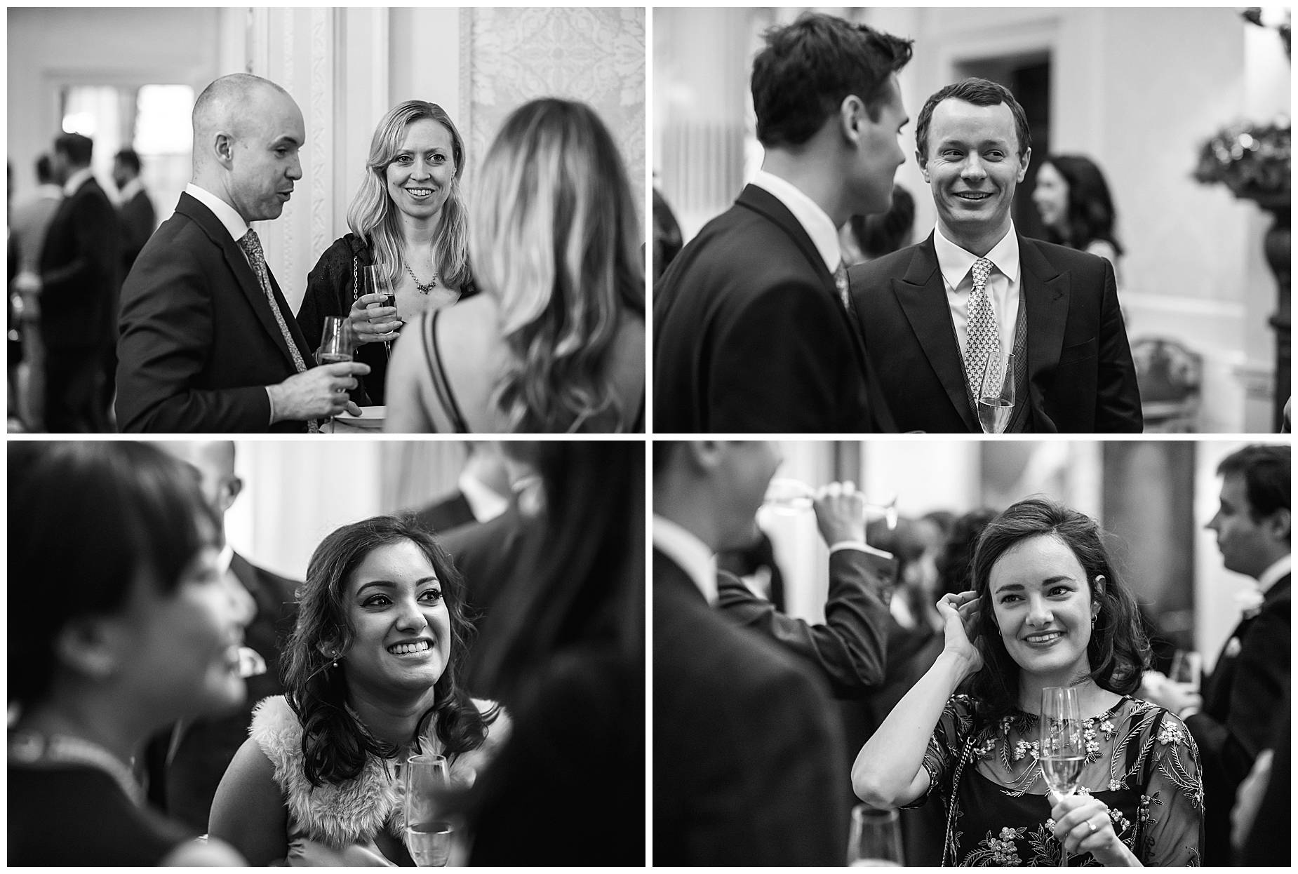 Hedsor House Winter Wedding