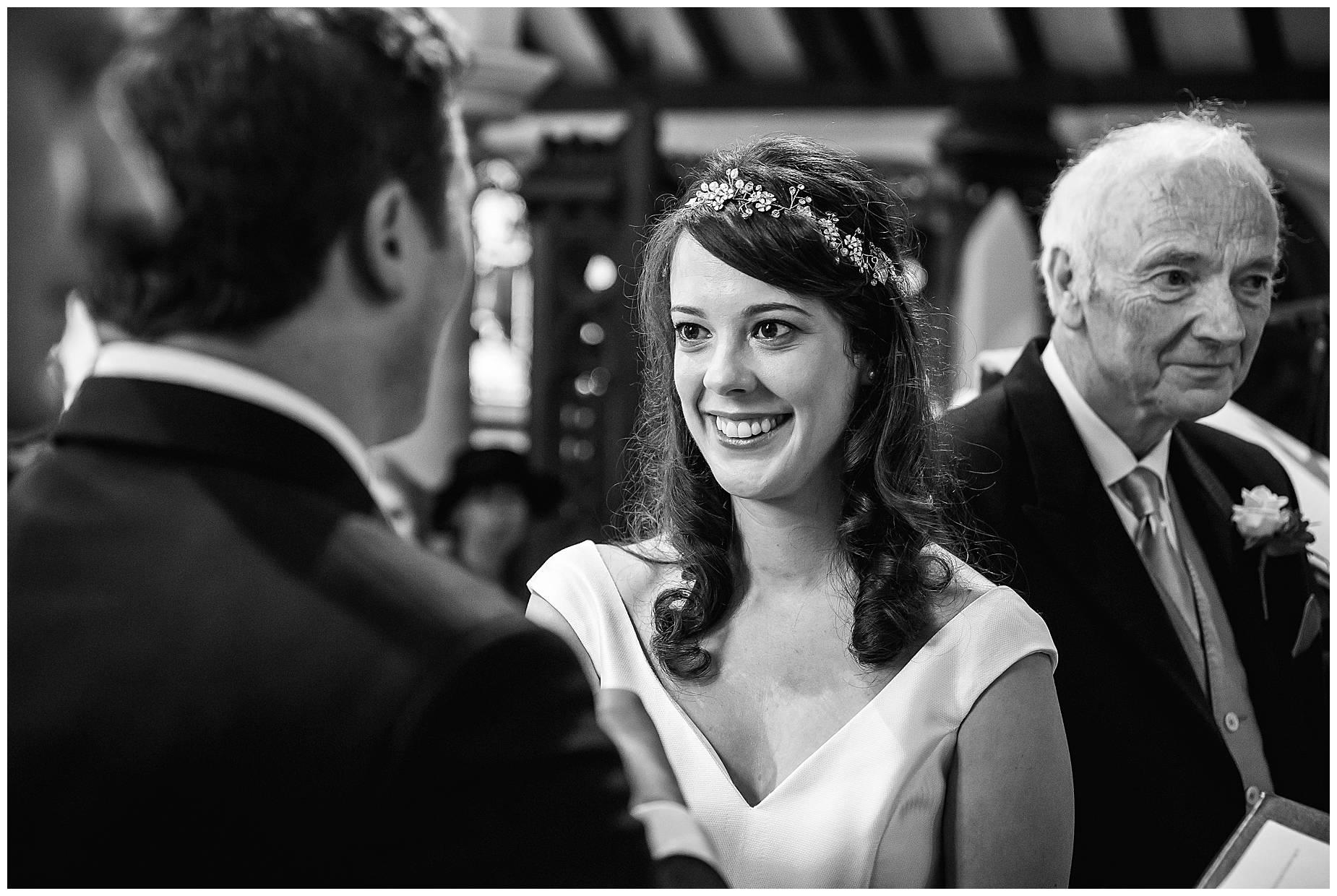 bride getting married