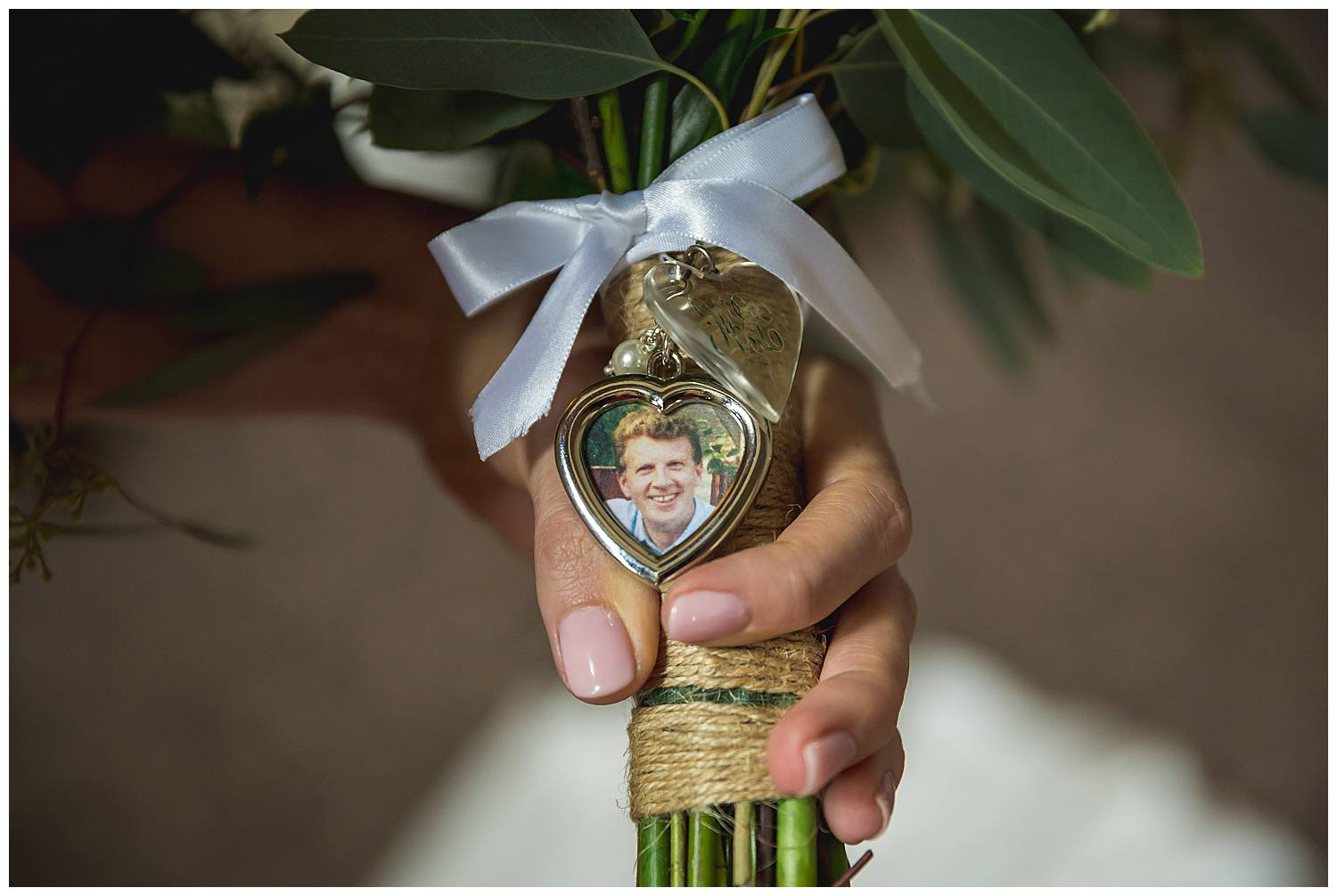 father of the bride memory idea