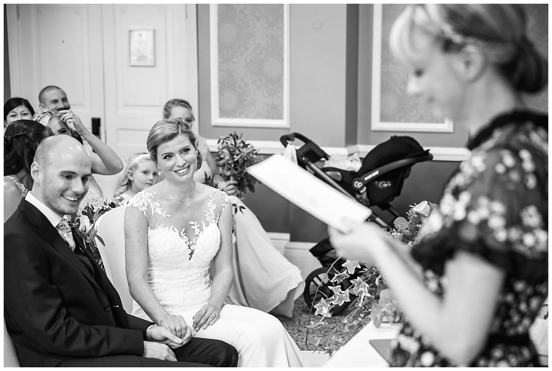 wedding at Cannizaro House