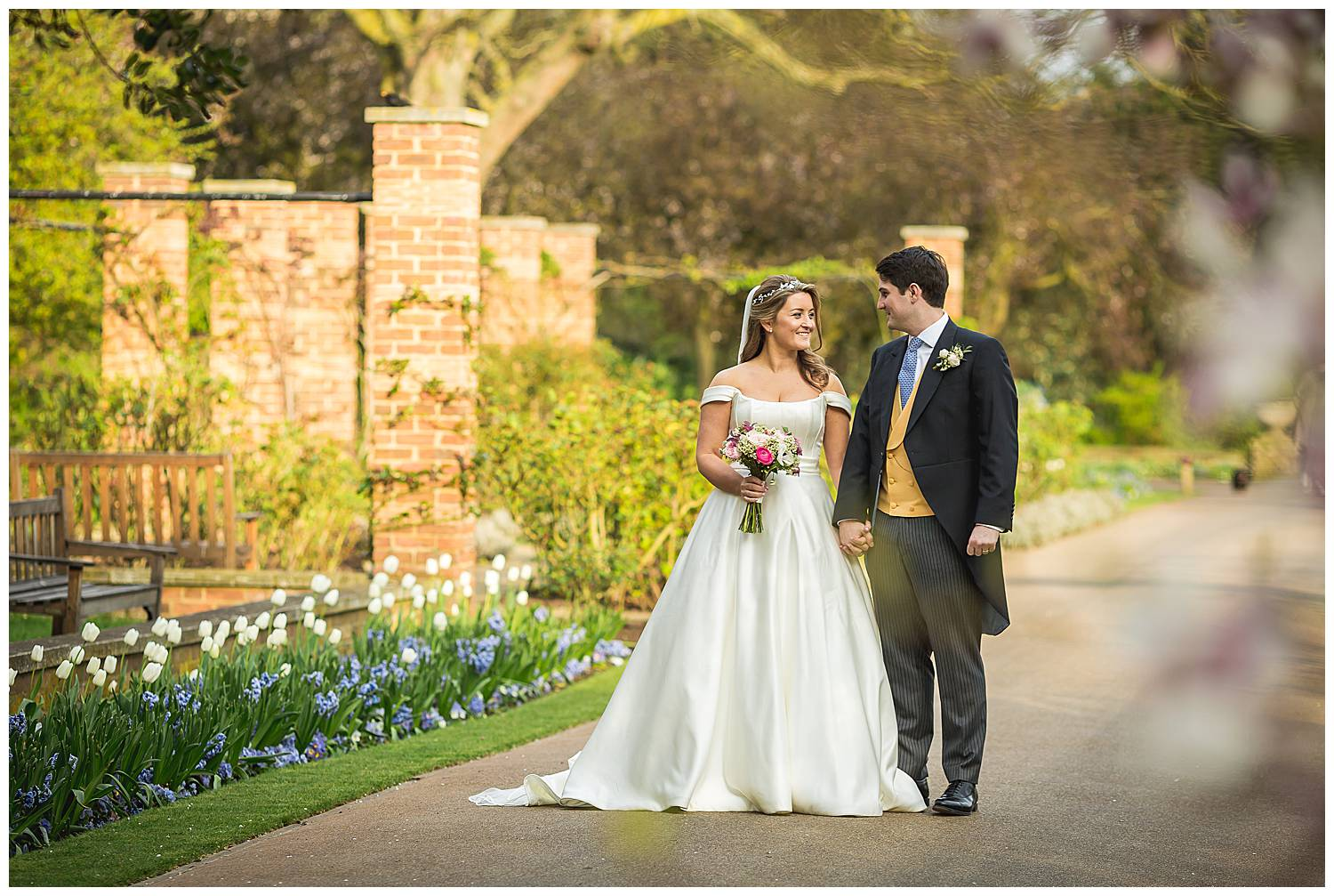 The Hurlingham Club spring Wedding