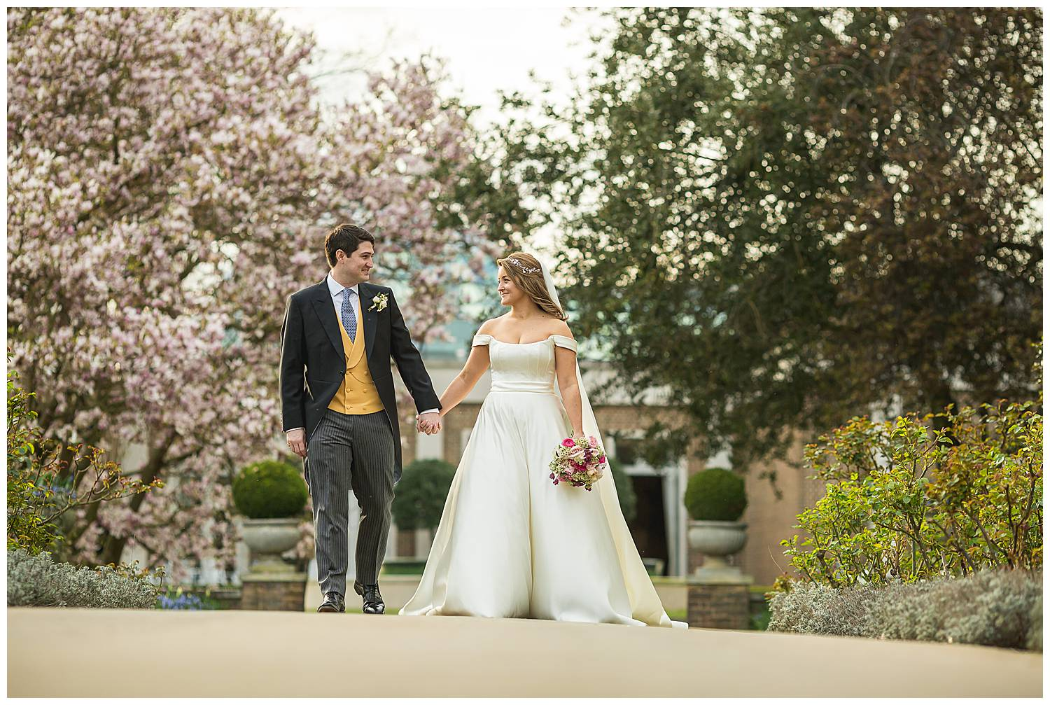 Spring wedding The Hurlingham Club