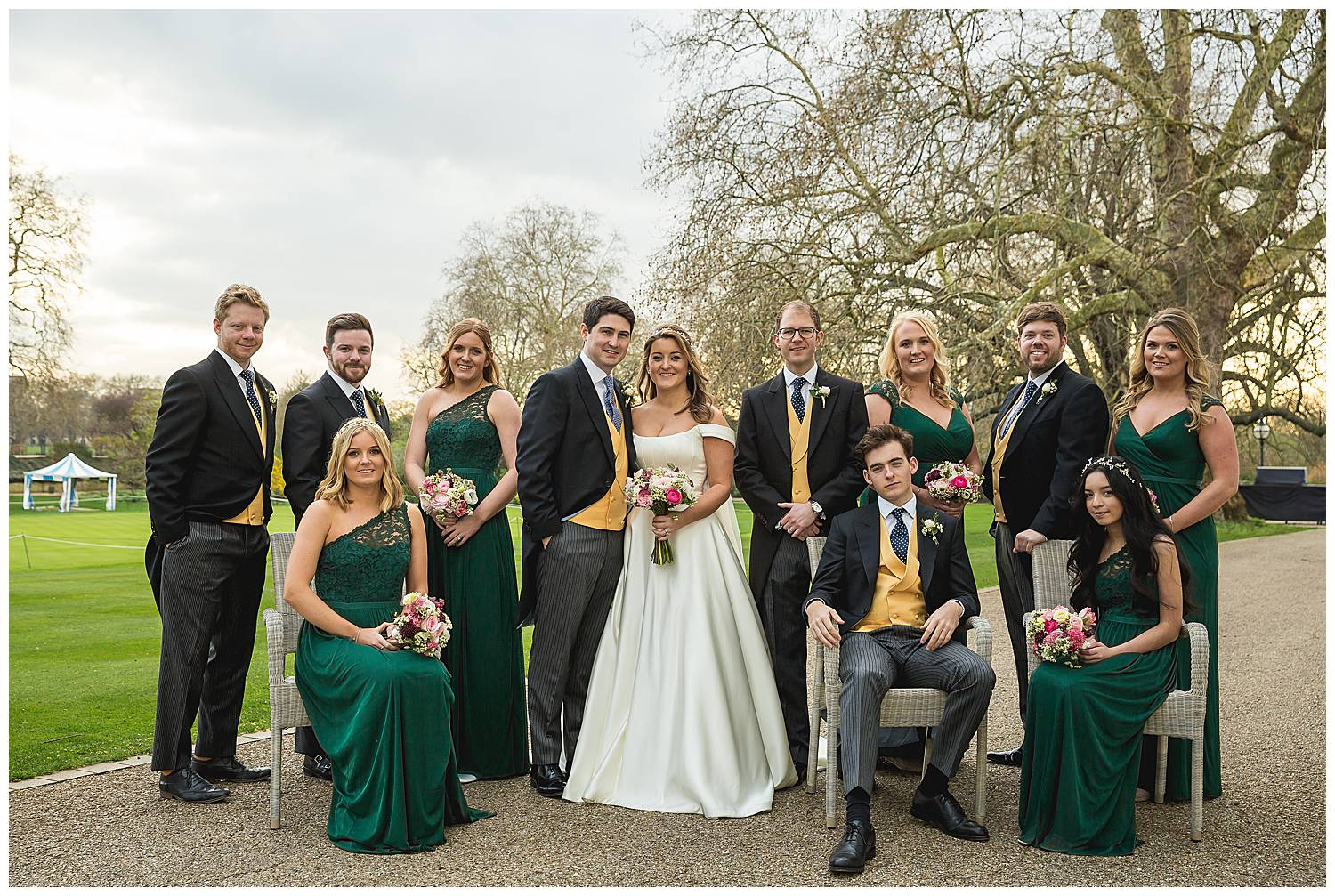 The Hurlingham Club Wedding photos