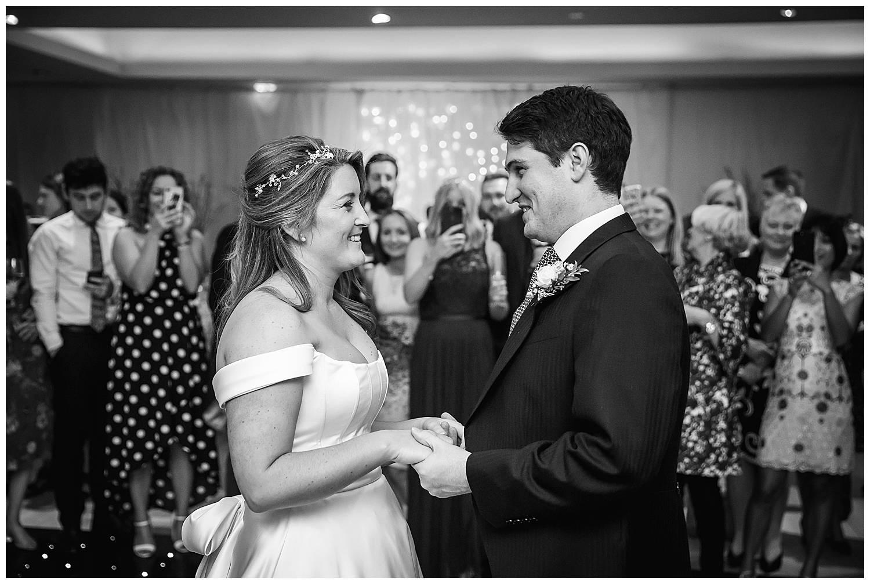 dancing at the The Hurlingham Club wedding