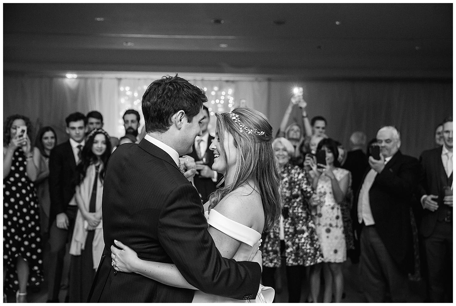 first dance The Hurlingham Club