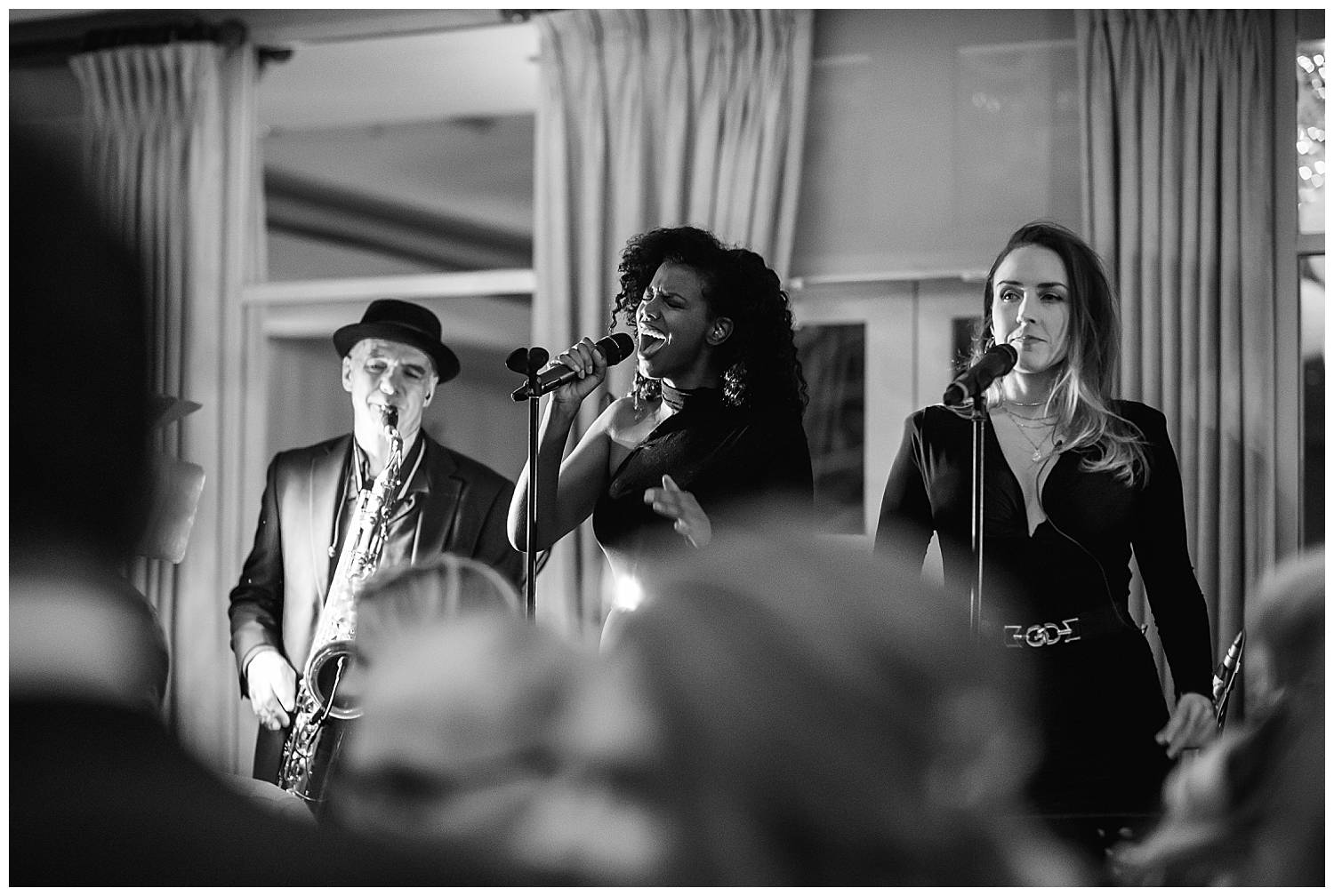 band at the hurlingham Club